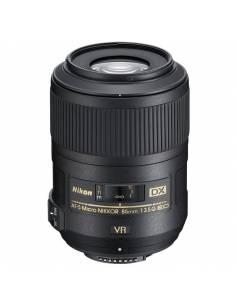 NIKON 85MM F/3.5G MACRO ED VR AF-S DX