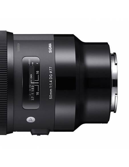 SIGMA 50mm F1.4 DG HSM ART para Sony E Fullframe