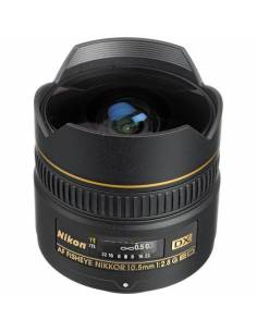 NIKON 10.5mm Fisheye-Nikkor f/2.8G ED DX