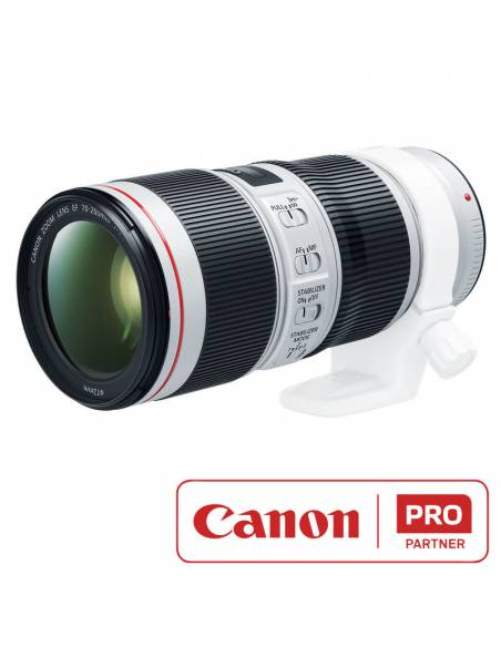 CANON 70-200mm f/4L IS II USM (EF)