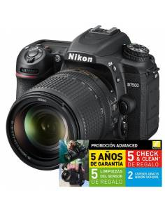 NIKON D7500 + 18-140mm