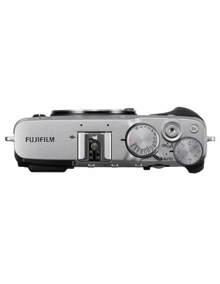 FUJIFILM X-E3 + XF35mm WR F2 Silver