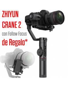 ZHIYUN CRANE 2 hasta 3,2 Kg