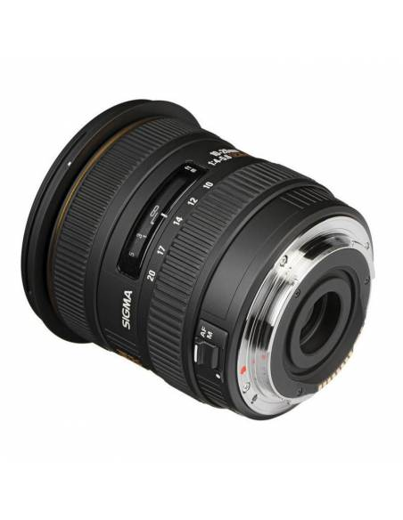 SIGMA 10-20mm F4-5.6 EX DC HSM para  CANON