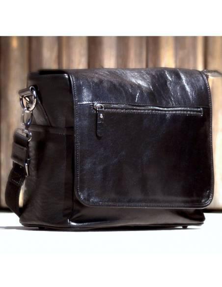 4V Design Bolsa Messenger SIMO Black VD1SIMO09