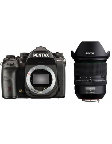 PENTAX K-1+ 24-70 mm f / 2,8ED FA SDM WR