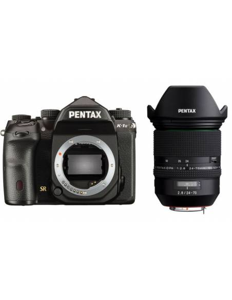 PENTAX K-1 Mark II + 24-70 mm f/2,8ED FA SDM WR