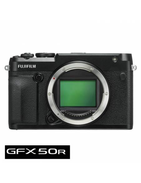 FUJIFILM GFX  50R + GF32-64mm F4