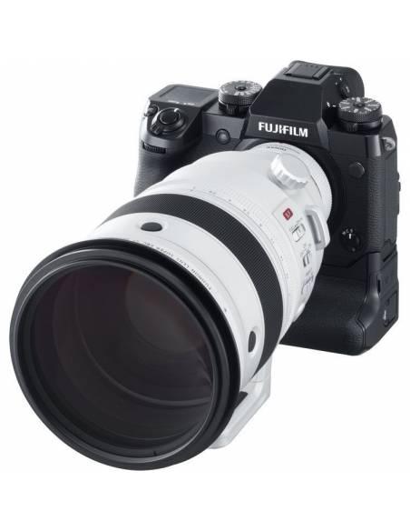 FUJINON XF200 mm f / 2 OIS WR con XF 1.4x TC F2 WR