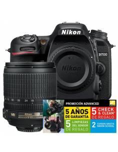 NIKON D7500 + 18-105VR