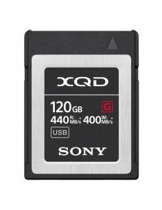 SONY XQD 120 GB 440MB/S G series
