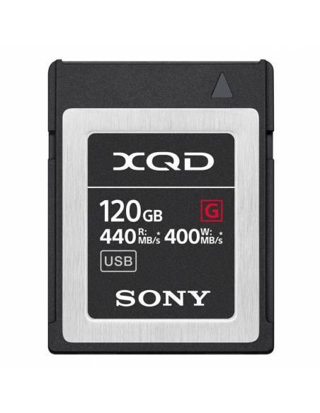 SONY XQD 120 GB 440MB/S G series