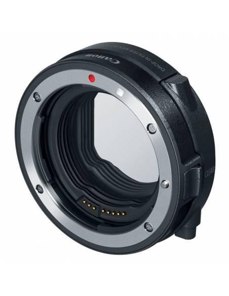Canon Adaptador de Montura EF-EOS R DROP-IN FILTER + Filtro ND variable 3443c005