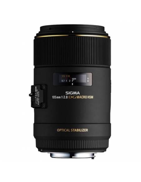 SIGMA 105mm F2.8 EX DG OS HSM MACRO para NIKON