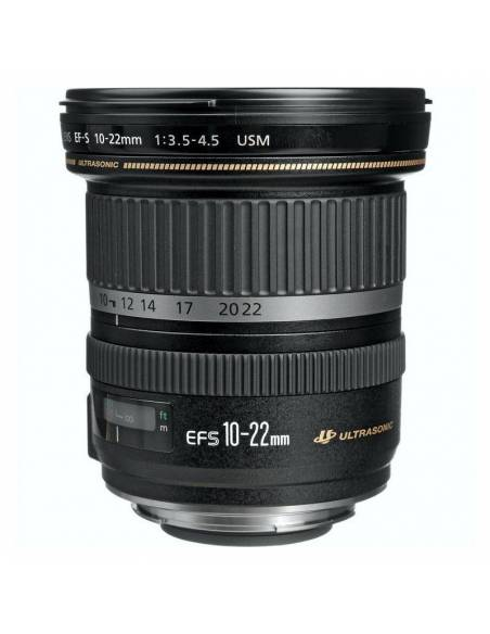CANON 10-22mm f/3.5-4.5 USM (EF-S)