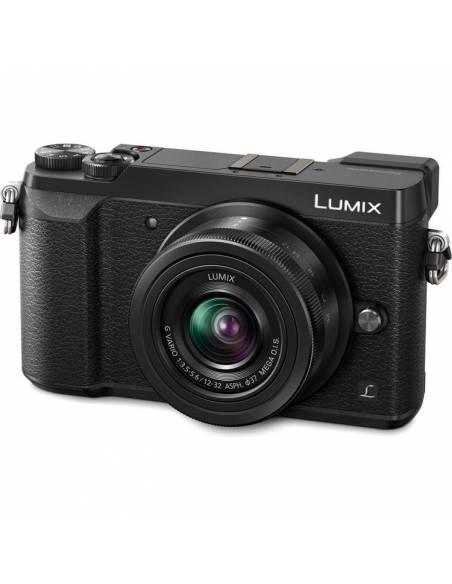 PANASONIC LUMIX DMC-GX80K + 12-32mm F3.5-5.6 OIS + FUNDA + SD16GB