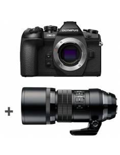 OLYMPUS OM-D E-M1 MarkII + 300mm F4 IS ZUIKO PRO
