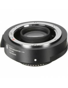 SIGMA Teleconvertidor Sigma TC-1401 1.4x para Nikon EF
