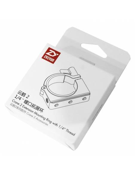 ZHIYUN Abrazadera para extensión multi agujeros (ZHOA051)