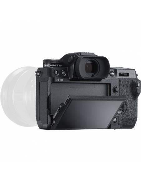 Fujifilm X-H1 + FUJINON MK18-55mm T2.9 CINE
