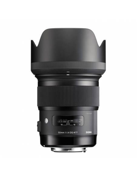 SIGMA 50mm F1.4 DG HSM ART para NIKON