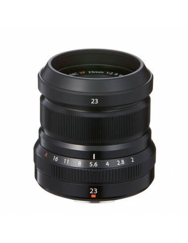 FUJINON XF23mm F2 R WR Black