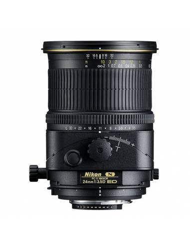 NIKON 24MM F/3.5D ED PC E