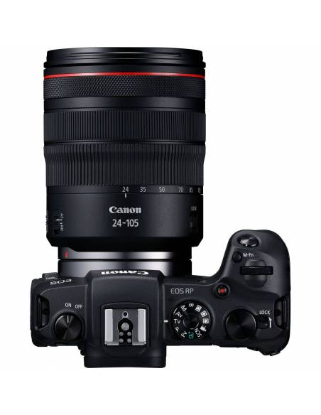 CANON  EOS RP + RF24-105mm L + Mount Adapter EF-EOS R (3380C043)