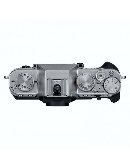 FUJIFILM X-T30 Cuerpo Silver