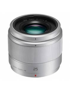 PANASONIC Lumix G 25mm f / 1.7 ASPH. Lente (Silver)