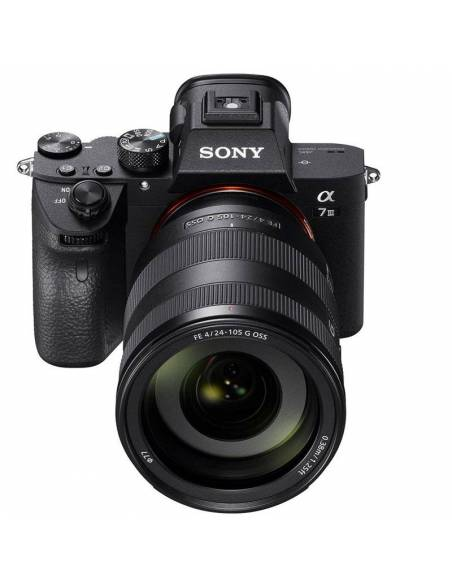 SONY A7 III (ILCE-7M3G) + 24-105mm F4 G OSS FE (KIT)