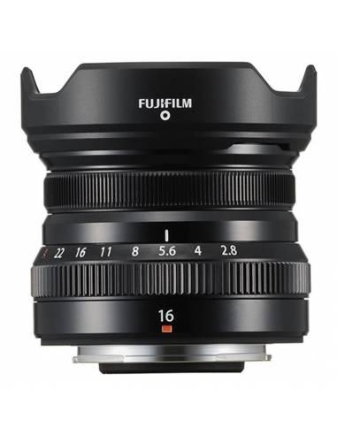 FUJINON XF16mm F2.8 R WR black