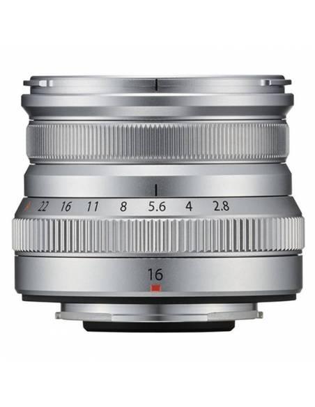 FUJINON XF16mm F2.8 R WR silver