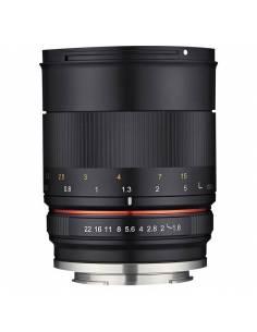 Samyang 85mm f1.8 ED UMC CS (Micro Cuatro Tercios) Black MF