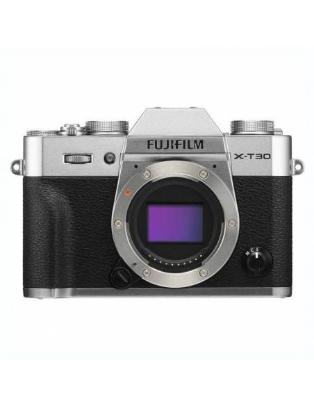 FUJIFILM X-T30 +15-45mm F3.5-5.6 OIS PZ Silver