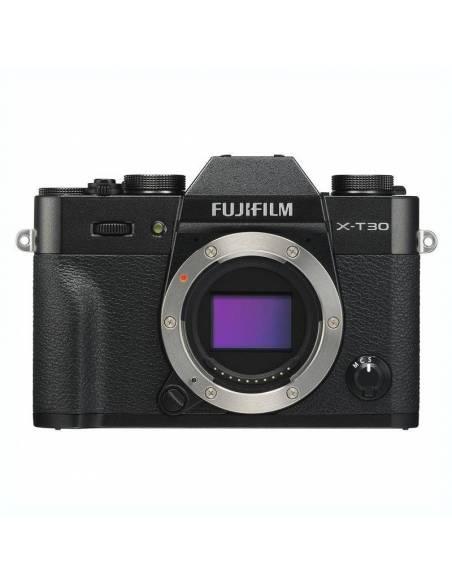 FUJIFILM X-T30 +18-55mm F2.8-4 Black