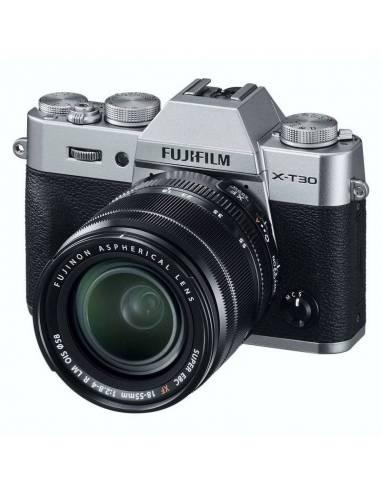 FUJIFILM X-T30 BLACK PreReserva + GRATIS SD-XC 128GB!