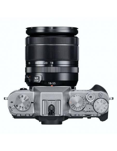 FUJIFILM X-T30 +18-55mm F2.8-4 Silver