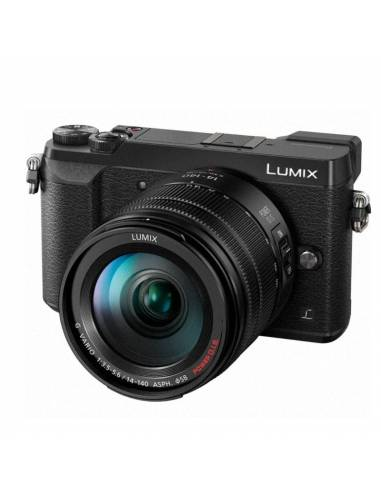 PANASONIC LUMIX DMC-GX80 + 14-140