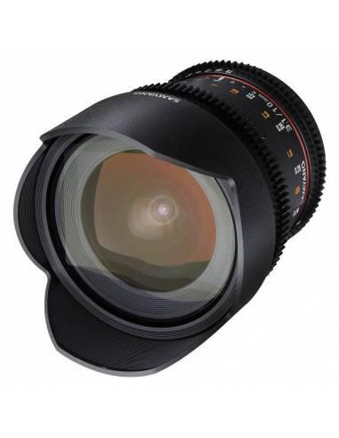 SAMYANG 10mm T3.1 ED AS NCS CSII V-DSLR (SONY E)