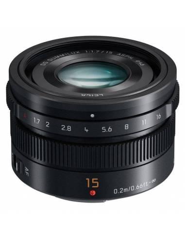 PANASONIC Lumix 15mm F1.7 ASP Leica DG Summilux G