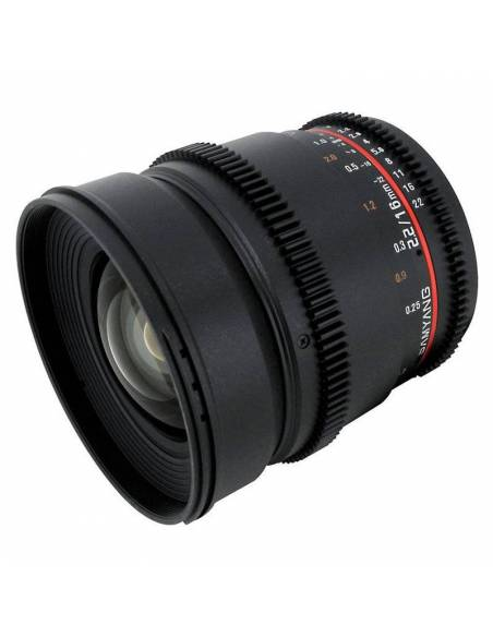 SAMYANG 16mm T2.2 V-DSLR  (NIKON)
