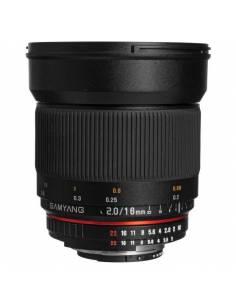 SAMYANG 16mm F2.0 ED AS UMC CS (NIKON AE)