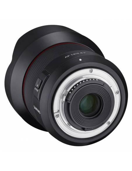 AF SAMYANG 14mm F2.8 (Nikon AF)