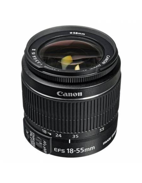 CANON 18-55mm F3.5-5.6 IS II (EF-S) 5121B005