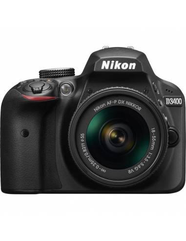 NIKON D3400 + 18-55 VR AF-P