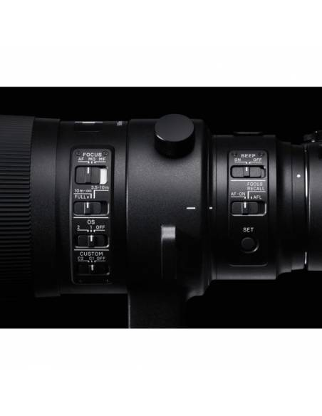 SIGMA 500mm F4 DG HSM  para CANON