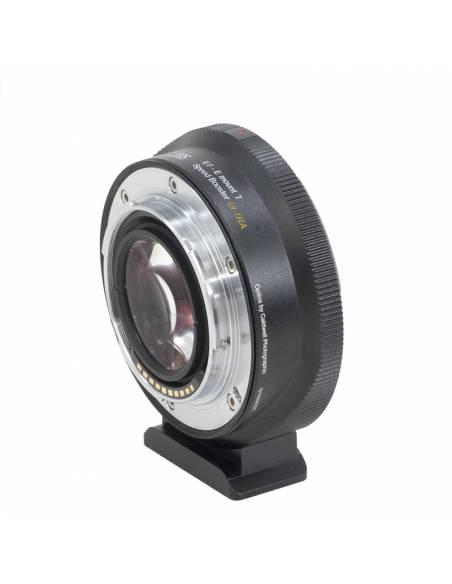 METABONE obj.Canon EF a cuerpo Sony E SPEED BOOSTER ULTRA II 0.71X MB_SPEF_BT4