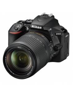 NIKON D5600 + 18-140mm VR + 5 AÑOS DE GARANTÍA