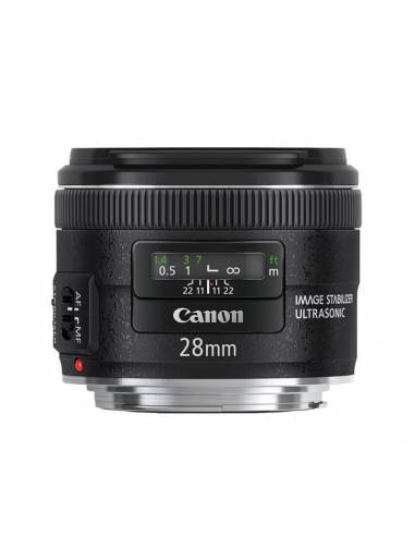CANON 28mm f/2.8 IS USM (EF)